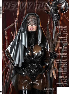 Magazin Heavy Rubber Nr. 38 (mit Kurage Showcase)